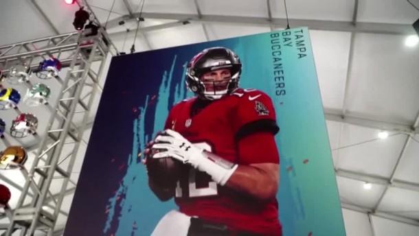 Tampa fiebert Super Bowl entgegen