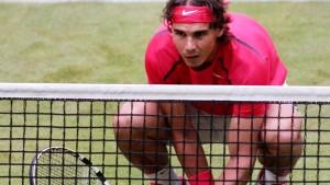 Nadal und der fliegende Wechsel