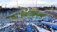 """DFB verurteilt 1860 nach Eklat zu """"Geisterspiel"""""""