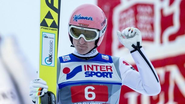 Skispringer Severin Freund Verzichtet Auf Qualifikation In