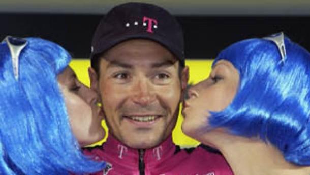 Zabel führt Team Telekom bei Tour de Suisse an