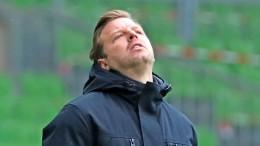 Das Auf und Ab der Traineraktie Florian Kohfeldt