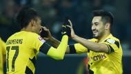 Dortmund kann Abstiegskampf