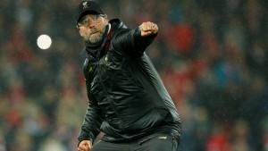 Klopp und Liverpool beeindrucken die Liga
