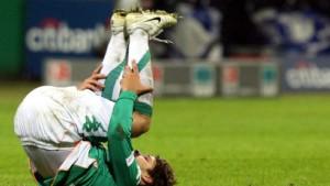 Werder Bremen lässt sich überrumpeln