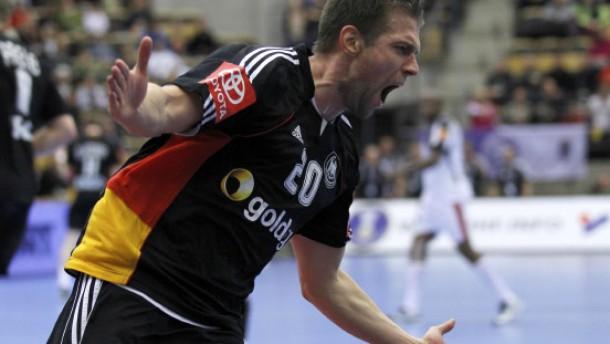Auftaktsieg für deutsche Mannschaft