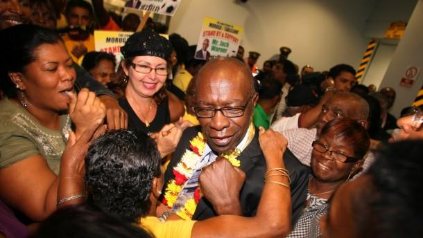 Machtvakuum in der Karibik