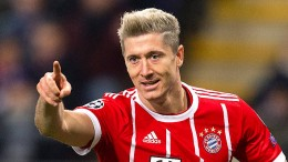 Der Fluch des Robert Lewandowski