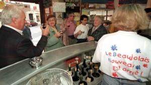 Beaujolais 2001 wird ab Donnerstag entkorkt