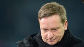 Keine leichte Zeit für den Sportdirektor: Horst Heldt