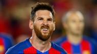 Gericht bestätigt Haftstrafe gegen Messi