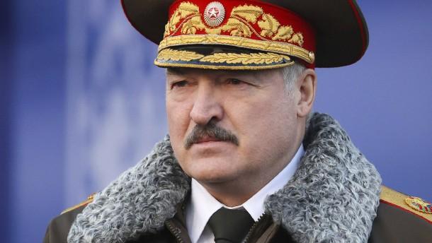 Lukaschenka ignoriert Proteste aus In- und Ausland