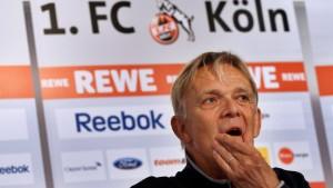 Volker Finke - Lustbetont ins Ungewisse