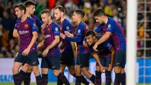 Barcelona siegt ohne Messi, Klopp jubelt mit den Reds