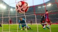 HSV-Desaster bei den Bayern