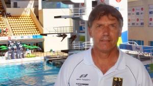 Buschkow soll Schwimmteam in Tokio führen
