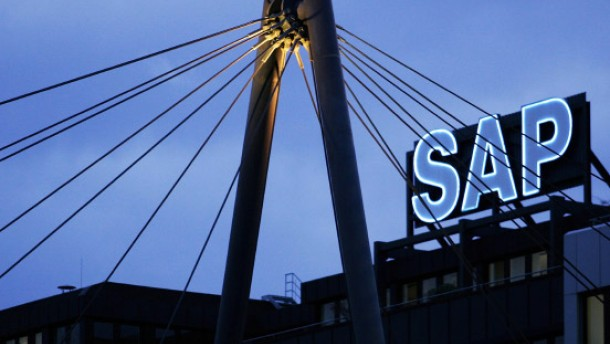 SAP wagt Milliardenübernahme