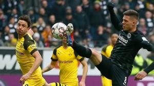 Dortmund gewinnt mit 1:1