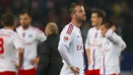Blankes Chaos beim Hamburger SV