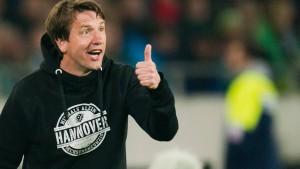 Hannover 96 will zurück