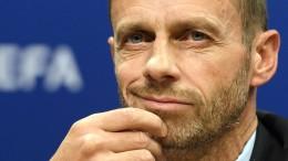Ärger in Europas Fußball über Belgiens Alleingang