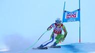 Schnell unterwegs: Ilka Stuhec ist Seriensiegerin im Weltcup