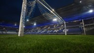 Der Rasen in der Duisburger Arena ist derzeit nicht bespielbar (Archivfoto).