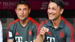 Bayern-Trainer Kovac gerät ins Schwärmen