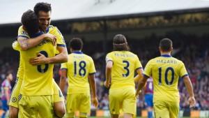 Chelsea stark - Viererpack von Agüero