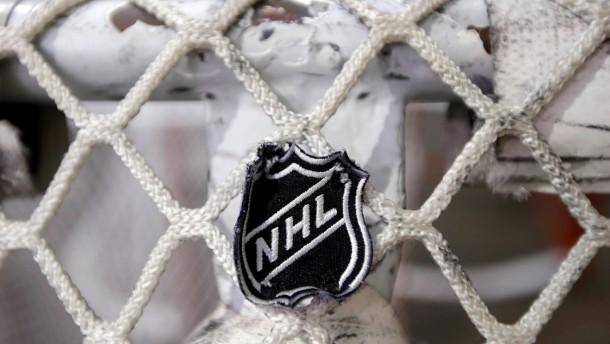 In der noramerikanischen Eishockey-Liga wird weiter nicht gespielt