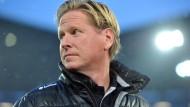 """""""Das ist schon unglaublich!"""": Hoffenheims Trainer Markus Gisdol"""