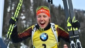 Wer füllt die Lücke im Biathlon?