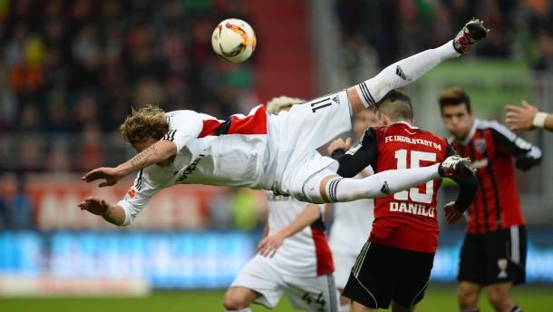 Leverkusen kann auf die Erbse zählen