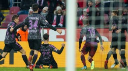 Wenn die Bundesliga verrückt spielt