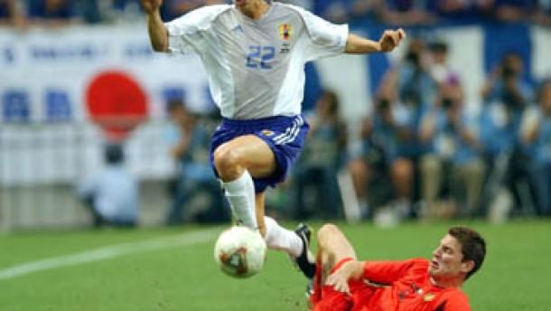 Erster WM-Punkt für Japan