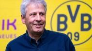 """""""Das ist unmöglich"""": Dortmund-Trainer Lucien Favre will nicht mit einem XXL-Kader arbeiten."""