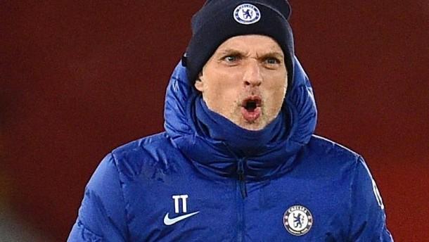 Chelsea spürt schon den Tuchel-Effekt