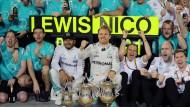 Lewis oder Nico? Nico oder Lewis? In der Formel 1 dreht sich alles oft nur um diese eine Frage.