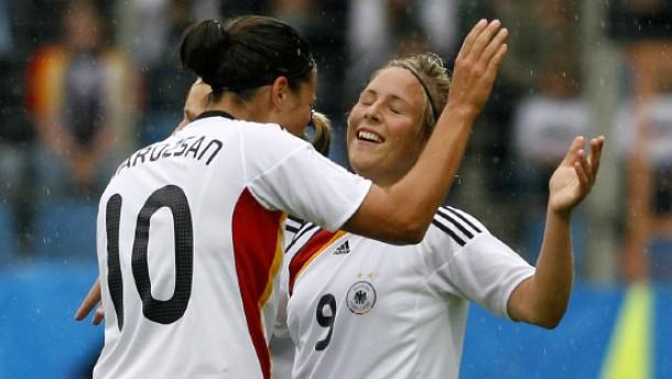 Deutschland nach 5:1 gegen Südkorea im Finale