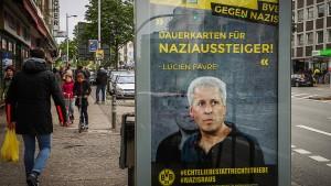 Staatsschutz ermittelt wegen vermeintlicher BVB-Plakate
