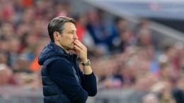 Kovac zwischen Pfiffen und Rückendeckung