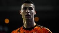 Leistungsträger bei Juventus Turin: Cristiano Ronaldo