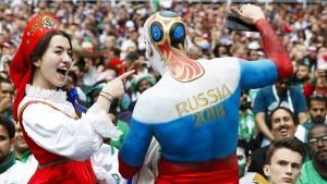 Die WM als Brücke