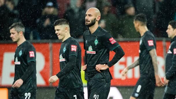 Vargas vergrößert Bremens Sorgen