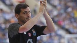 Casillas nimmt Abschied