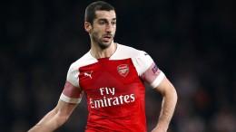 Arsenal verzichtet auf Mchitarjan
