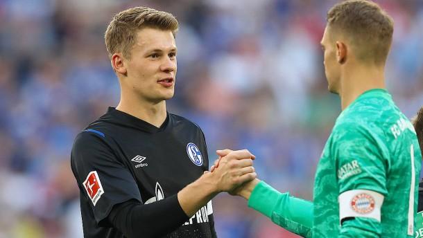 Der Plan des FC Bayern mit Torwart Nübel