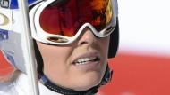 Lindsey Vonn wollte Gold in der Abfahrt – und bekam nichts