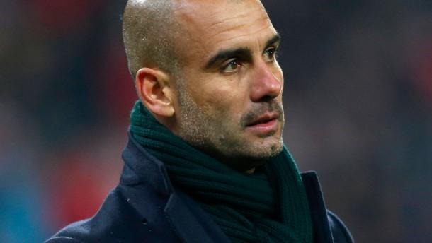 Hoeneß erkennt Umdenken bei Guardiola
