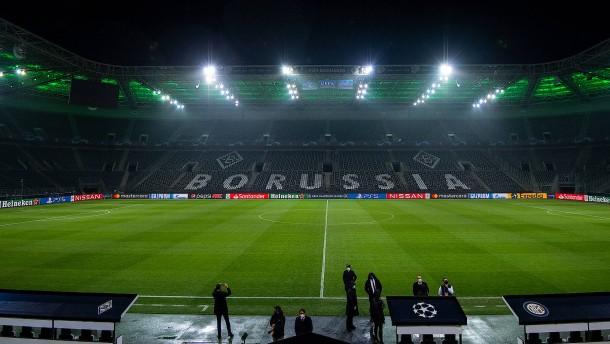 Geschichtsträchtige Partie gegen Inter